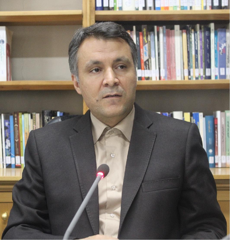 حضور دکتر محمد فاضلی